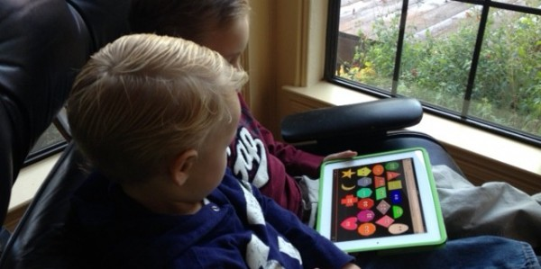 5 Benefits of an iPad for Special Needs Children