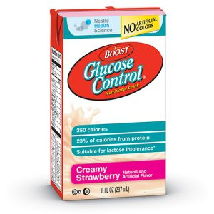 Boost Glucose Control Creamy Strawberry