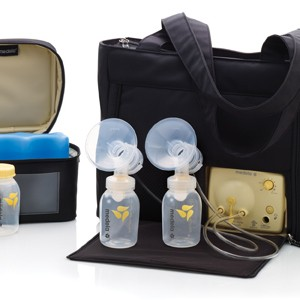 Medela Pump In Style Advanced Breast Pump – On-the-Go Tote