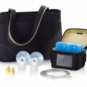Breastpump Shoulder Bag Set