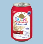 Bright Beginnings® Soy Pediatric Drink