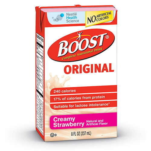 BOOST Original   Creamy Strawberry