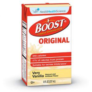 BOOST Original | Very Vanilla