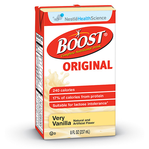 BOOST Original | Very Vanilla