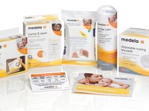 Medela Breast Pump Starter Set