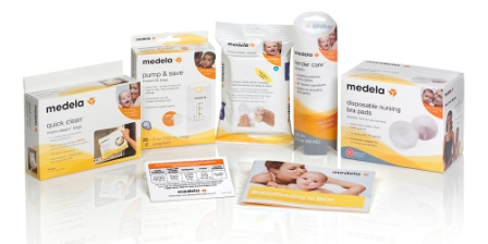 Medela Breast Pump Starter Set