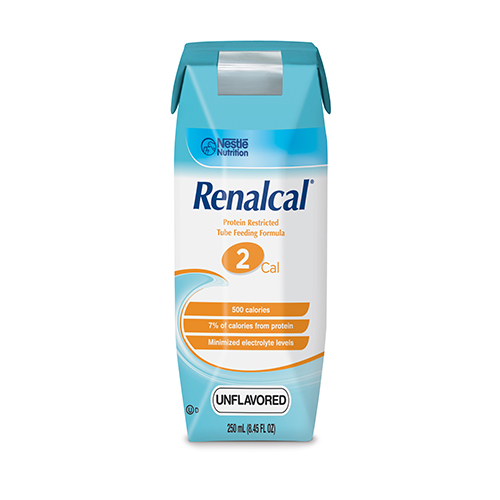 Renalcal Protien Restriceted Tube Feeding Formula- Unflavored